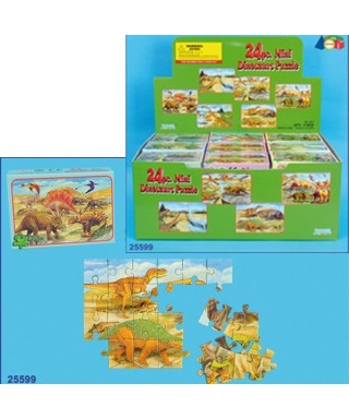 PUZZLE MINI IN SCATOLINA PZ.24