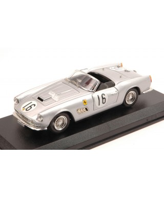 FERRARI 250 CALIFORNIA N.16 5th LM 1959 GROSSMAN-TAVANO 1:43