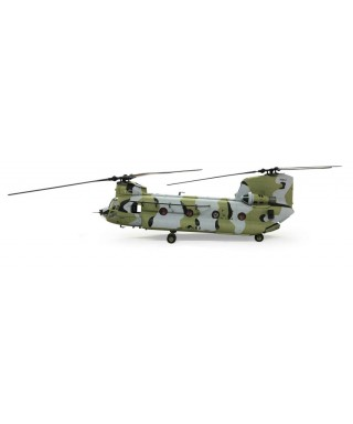 BOEING CHINOOK CH-47D REPUBLIC OF KOREA ARMY CAMOUFLAGE 1:72