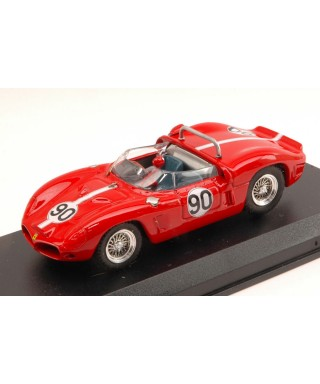 FERRARI DINO 196SP N.90 15th (2nd CLASS) NASSAU1963 B.GROSSMAN 1:43