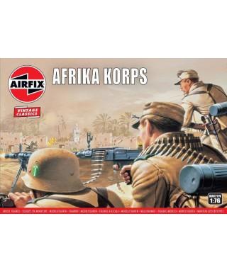 WWII AFRIKA CORPS KIT 1:76