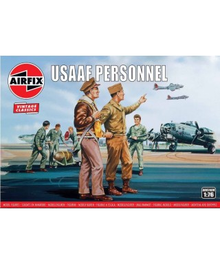 USAAF PERSONNEL KIT 1:76
