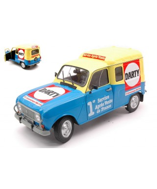 RENAULT 4 F4 1988 DARTY 1:18