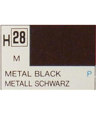 BLACK METALLIC ml 10 Pz.6
