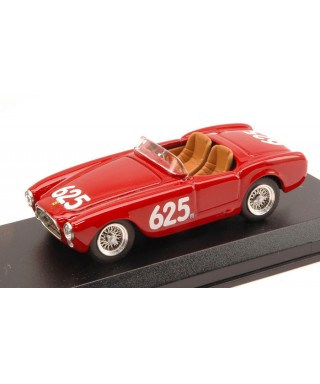 FERRARI 250 S N.625 RETIRED MM 1952 MARZOTTO-MARCHETTO 1:43