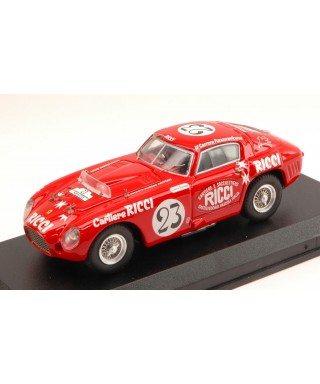 FERRARI 375 MM N.23 6th CARRERA MEXICO 1953 RICCI-SALVIATI-MAGIOLI1:43