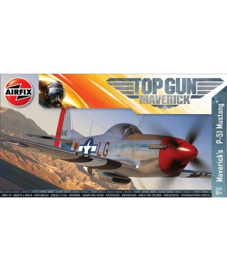 TOP GUN MAVERICKS P-51D MUSTANG KIT 1:72