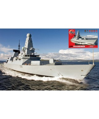 TYPE 45 DESTROYER KIT 1:350