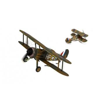 GLOSTER GLADIATOR MK II N2308 RAF N.247 SQUADRON BATTLE OF BRITAIN 1:72
