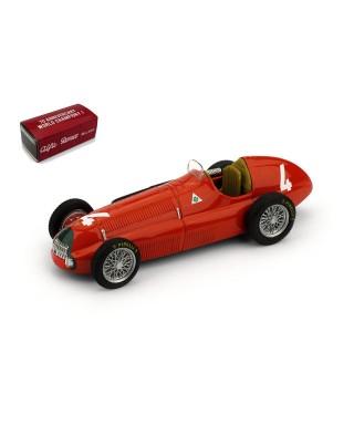ALFA ROMEO 158 REG PARNELL 1950 N.4 3rd BRITAIN GP LIM.70 PCS 1:43