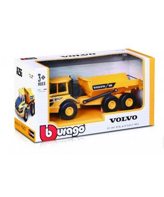 VOLVO A25G ARTICULATED HAULER 1:50