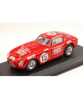 FERRARI 375 MM N.15 FATAL ACCIDENT CARR.PAN.1953 STAGNOLI-SCOTUZZI 1:43