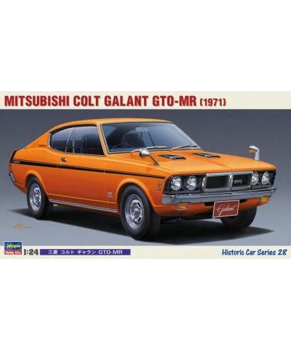 MITSUBISHI COLT GALANT GTO-MR 1971 KIT 1:24