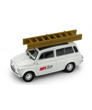 AUTOBIANCHI 500 GIARDINIERA SIP 1970 1:43