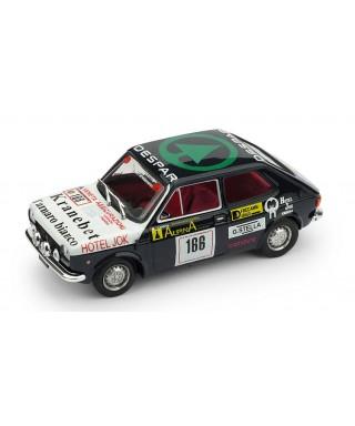 FIAT 127 N.166 RALLY SAN MARTINO DI CASTROZZA CANEVA 1:43