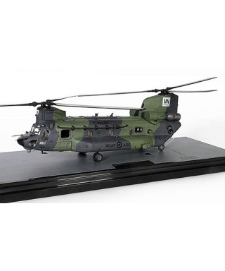 BOEING CHINOCK CH 147F HELIC.ROYAL CANADIAN AIR FORCE W/AFRICA 2018 1:72
