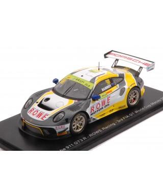 PORSCHE 911 GT3 R N.98 3rd FIA GT WORLD CUP MACAU 2019 E.BAMBER 1:43