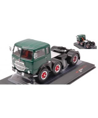 FIAT 690 T1 1961 GREEN-BLACK 1:43