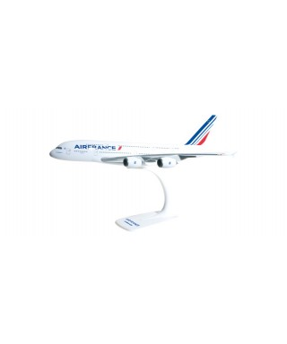 AIRBUS A380 AIR FRANCE 1:250