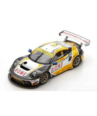PORSCHE 911 GT3 N.98 3rd FIA GT WORLD CUP MACAU 2019 E.BAMBER 1:18