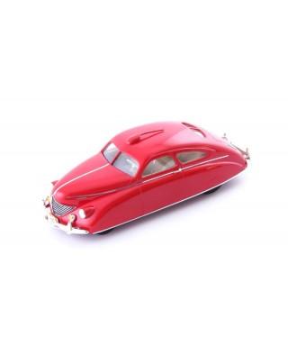 THOMAS ROCKET CAR 1938 RED 1:43