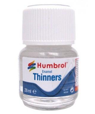ENAMEL THINNER DILUENTE (BOTTLE)ml.28