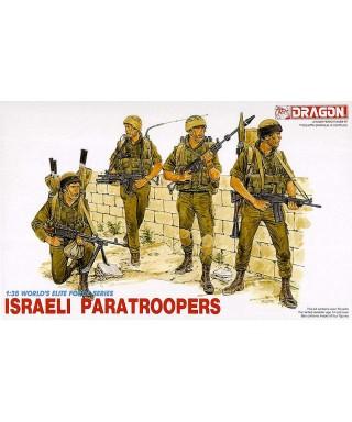 ISRAELI PARATROOPERS KIT 1:35