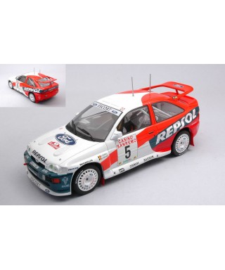 FORD ESCORT RS N.5 RALLY SAN REMO 1996 THIRY-PREVOT 1:24