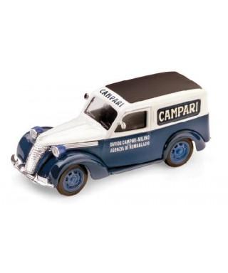 FIAT 1100 E FURGONE CAMPARI 1952 1:43
