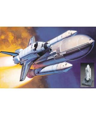 SPACE SHUTTLE ORBITER W/BOOSTERSKIT 1:200