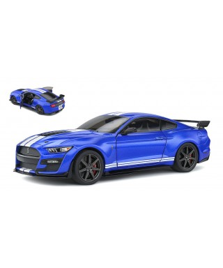 FORD MUSTANG GT500 FAST TRACK 2020 BLUE 1:18
