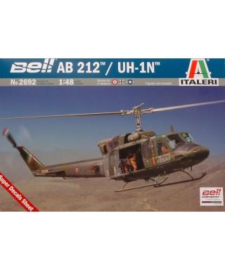 ELICOTTERO AB 212/UH-1N KIT 1:48
