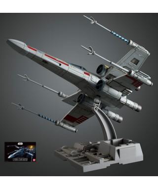 X-WING STARFIGHTER BANDAI STAR WARS KIT 1:72