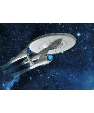 NCC ENTERPRISE 1701 (MOVIE XII) KIT 1:500