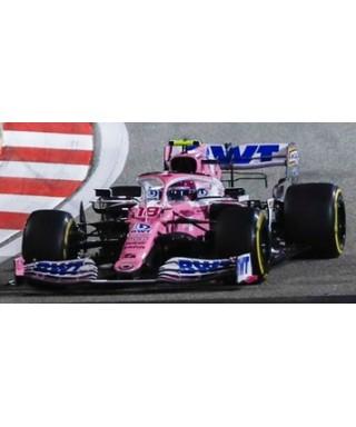 BWT RACING POINT RP20 LANCE STROLL 2020 N.18 3rd SAKHIR GP 1:18