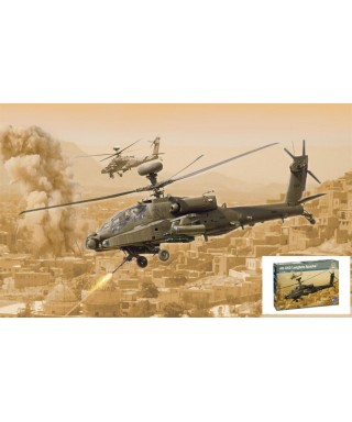 AH-64D LONGBOW APACHE KIT 1:48