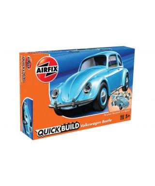 QUICK BUILD VW BEETLE LIGHT BLUE
