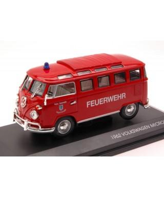 VW MICROBUS FEUERWEHR 1:43