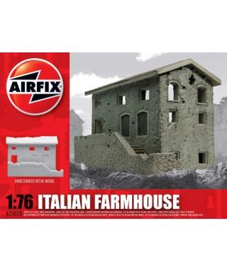 ITALIAN HOUSE KIT 1:76