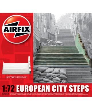 EUROPEAN CITY STEPS KIT 1:72