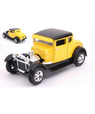 FORD MODEL A 1929 YELLOW 1:24