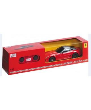 FERRARI 599 GTO RADIOCOMANDO 1:24