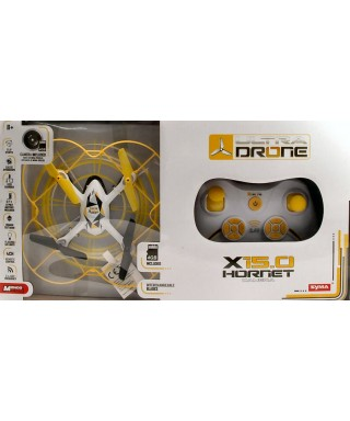 DRONE X15.0 HORNET cm 17 CAMERA INCLUDED (PICTURES 5 MEGA PIXELS)