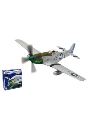 NORTH AMERICAN F-51D MUSTANG CS-L DADDY S GIRL NORFOLK 1945 1:72