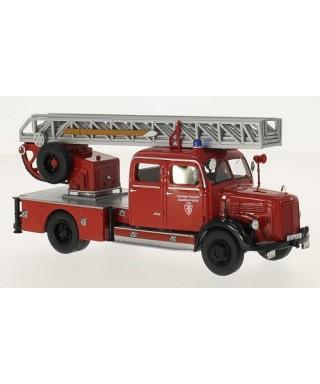 MERCEDES L3500 DL25 METZ VOLUNTEERS FIRE BRIGADE 1:43