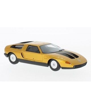 MERCEDES C111-IID 1976 METALLIC ORANGE 1:43