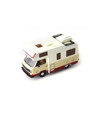VW T3 KARMANN GIPSY 1983 WHITE 1:43