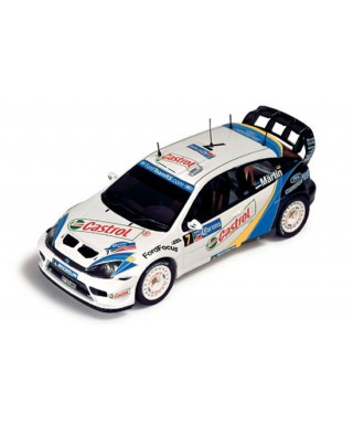 FORD FOCUS RS N.7 MEXICO 04 1/43