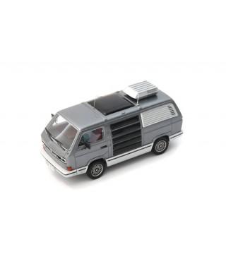 VW T3 TRAVELLER JET 1979 MET.GREY 1:43