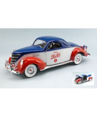 LINCOLN ZEPHYR COUPE1937 PEPSI COLA 1:18